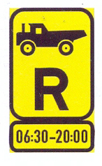 TR315-501: Construction Vehicles, One Time Period