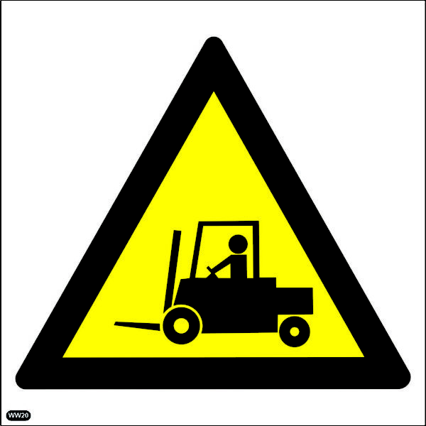 WW20: Beware Of Forklifts