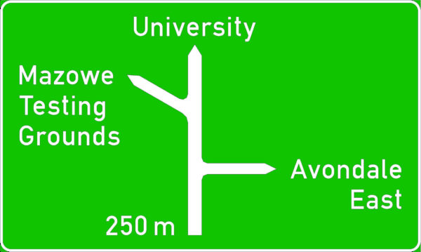 GD7: Map-Type Advance Direction Staggered Junction