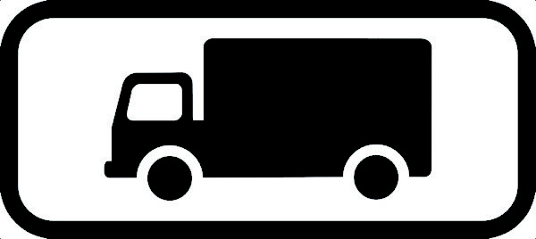 IN11.5: Supplementary Plate Sign